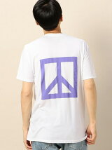 <QUALITY PEOPLES> PEACE T-shirt/Tシャツ