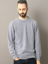 BY カシミヤ シャギー ニット -MADE IN JAPAN-
