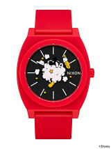 "NIXON × MICKEY MOUSE / ""Dust Up"" THE TIME TELLER P 3針ウォッチ BEAMS ビームス ニクソン オリジナルBOX入り ギフト アニバーサリー 記念 Disney ディズニー ミッキーマウス 時計"