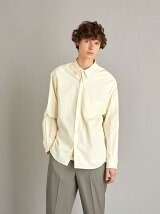 <Steven Alan> THOMAS MASON  REVERSE SEAM SHIRT-LOOSE/シャツ