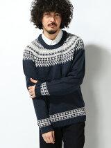 キュウシンガラC/Nセーター