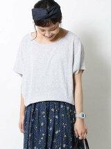 【WEB限定・UVカット・接触冷感】COOLFIBER コクーンプルオーバー