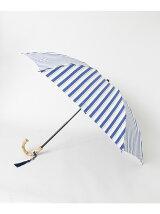 Saison Tourne Umbrella ストライプ折傘