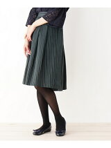 【WEB限定サイズ】レジメストライプスカート