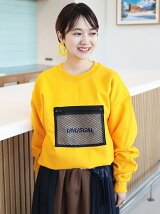 VEIL / Mesh Pocket Sweat レイ ビームス  Ray BEAMS ヴェール