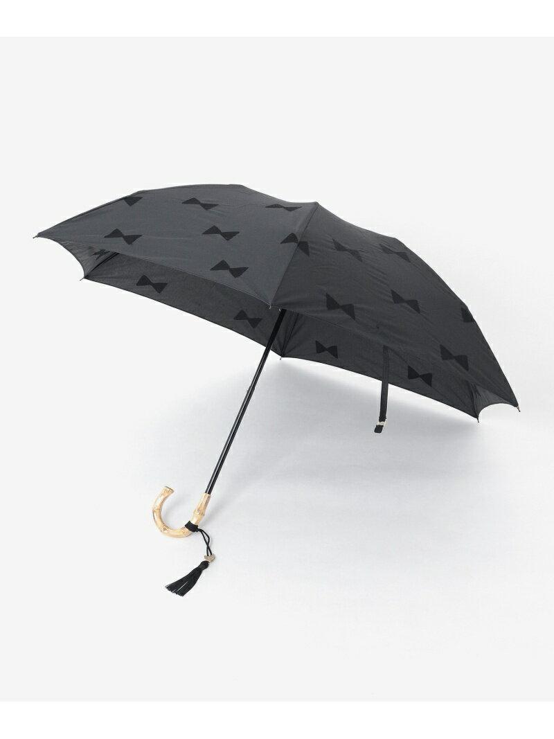 le.coeur blanc saisontourneリボン晴雨兼用傘 ルクールブラン ファッショングッズ【送料無料】