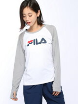 (W)マイクロスムース ロングTシャツ
