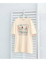 【別注】LeftyArt×URBAN RESEARCH t-shirts surfmate