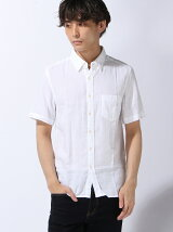 【Ciaopanic】WガーゼBDシャツS/S