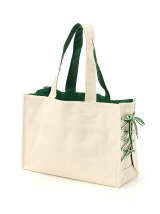 Shoelace Totebag -MACHI--STM003