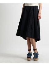 ミモレテールカットスカート