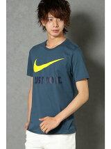 ナイキJDIスウィッシュS/STシャツ