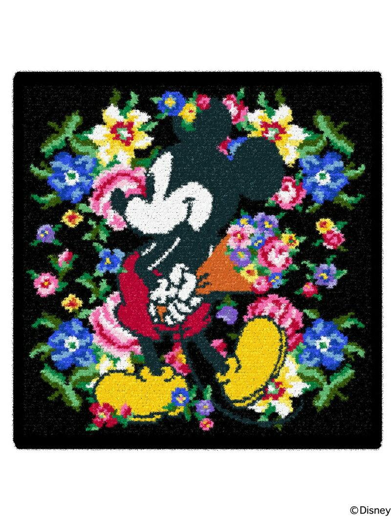 BEAMS MEN FEILER × BEAMS / 別注 ミッキーマウス タオルハンカチ フェイラー ビームス ディズニー プレゼント 母の日ギフト ビームス メン ファッショングッズ