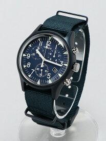 【SALE/20%OFF】TIMEX TIMEX/(U)MK1 アルミ クロノ TW2R67600 ライフスタイルステーション ファッショングッズ 腕時計 ブルー【送料無料】