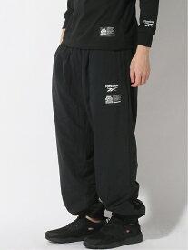 【SALE/30%OFF】Reebok Classic 【Reebok DESIGNED by BlackEyePatch】ブラック アイ パッチ パンツ [BLACK EYE PATCH Pants] リーボック スポーツ/水着 ジャージ ブラック ブルー【送料無料】