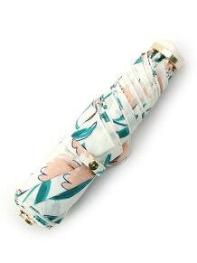 チューリップ柄 折りたたみ傘