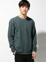 GOOD ON/(M)GO L/S PIQUE TEE