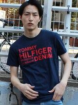 (M)コットンロゴTシャツ