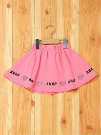 【SALE/40%OFF】ANAP KIDS ANAPKIDSチュールハートスカート アナップ スカート キッズスカート ピンク ブラック