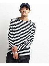 【ユニセックス】ミラノリブ ボートネックTシャツ