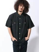 COLLARS/(M)COLLARSオープンカラーシャツ