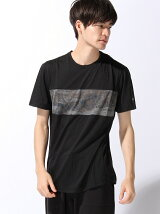 (M)M MOUNTAIN CONTRAST TEE