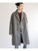 TECH TWEED OVER COAT