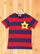 STAR STRIPED TEE KIRAKY