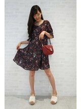 AIRLY MINI FLORAL OP