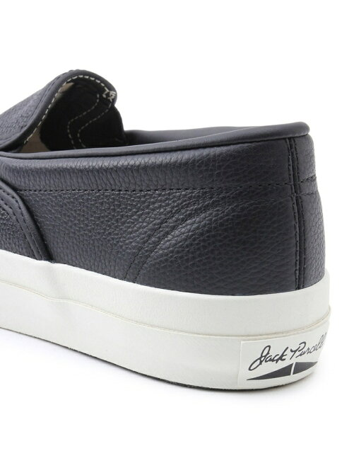 【CONVERSE for BIOTOP】JACK PURCELL LEATHER SLIP-ON