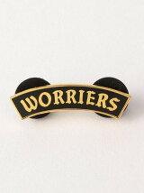 <WORLD FAMOUS ORIGINAL>WORRIERS ピンズ