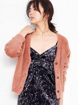 Shaggy Knit Cardigan