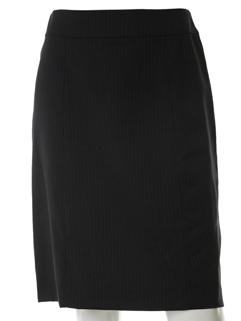 【SALE/60%OFF】CLEAR IMPRESSION 《Brilliantstage》ストライプタイトスカート クリアインプレッション スカート【RBA_S】【RBA_E】