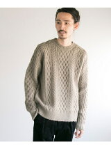 GEOTROWARK×URBAN RESEARCH 別注FISHERMAN KNIT
