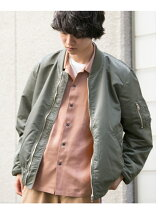 ALPHA INDUSTRIES×URBAN RESEARCHiD 別注LOOSE FIT MA-1