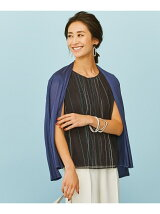 Stripe Layered カットソー