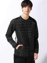 (M)M WOOL CLOUD QUILTED JACKET