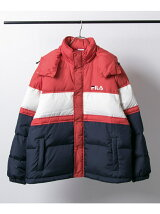 FILA×URBAN RESEARCH DOWN JACKET