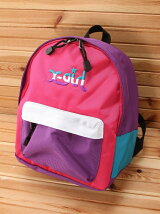 LOGO COLORFUL BACKPACK
