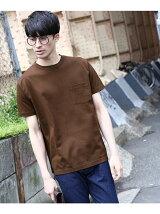 ANTISWEAT クルーネックTシャツ