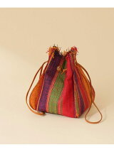 RAFFIA SHEET DRAWSTRINGS