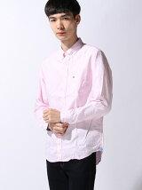 (M)ボタンダウンオックスフォードシャツ