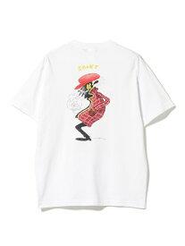 BEAMS T BEAMS T / Y9 * BEAMS T Smoky Tシャツ ビームスT カットソー Tシャツ ホワイト【送料無料】