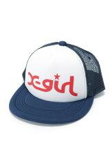 BIG LOGO MESH CAP