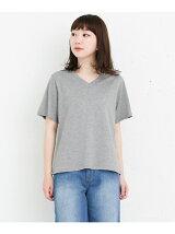 KBF+ マルチエフェクトVネックTシャツ