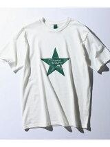 POPAYE×BASECONTROL STAR T-シャツ