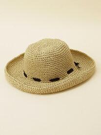 【SALE/48%OFF】DAISY MERRY ポピュリーハット デイジーメリー 帽子/ヘア小物 ハット ベージュ ブラック ブラウン