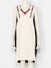 Benoit Embroidery Dress