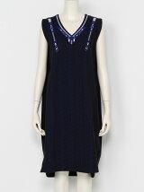 Benoit Embroidery Dress