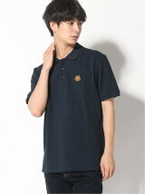 (M)Happy Tiger Crest SS Polo M